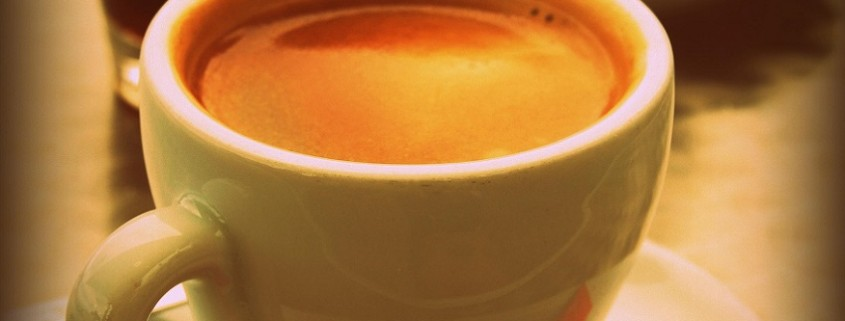 café y productividad