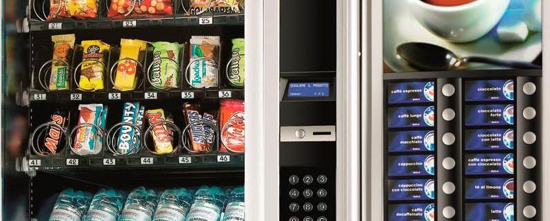 productos más consumidos en vending