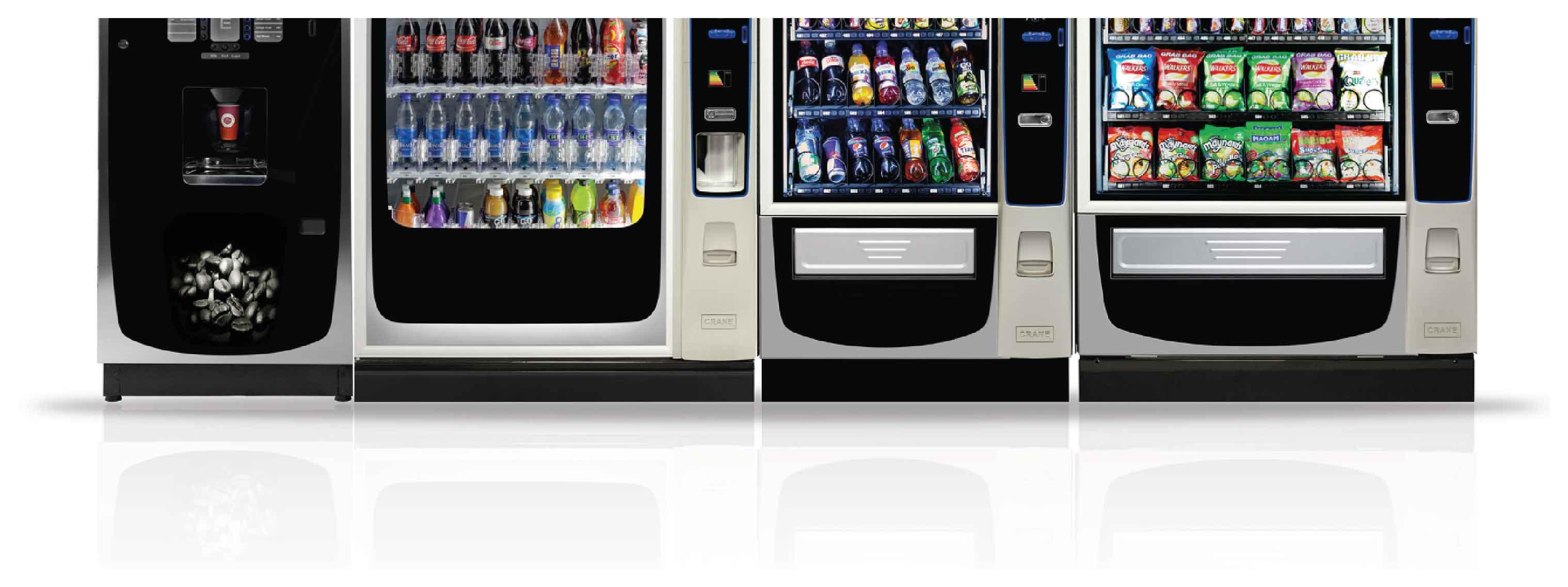 Los tipos de máquinas vending de Simarcosa | Simarcosa